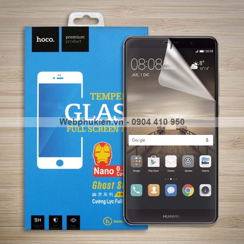Miếng dán màn hình Huawei Mate 9 hiệu Hoco Nano siêu dẻo