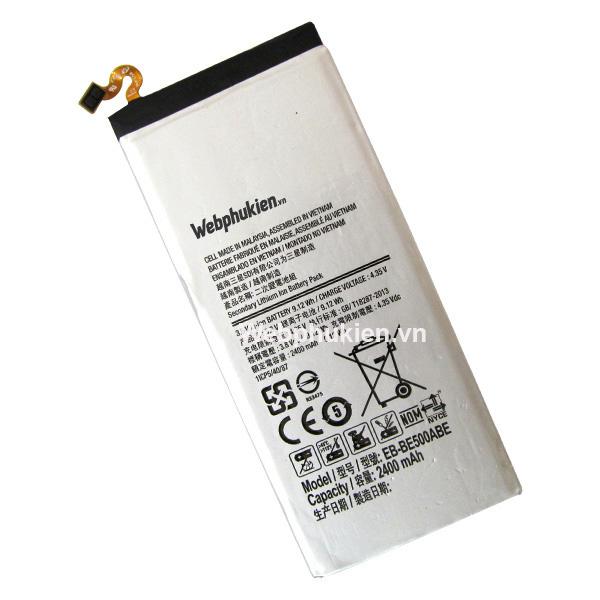 Pin Samsung Galaxy E5 - 2400mAh Original Battery